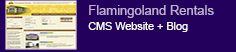 Web Design Clients - Flamingoland Rentals