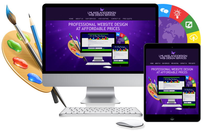 Professional Web Design Cumbria